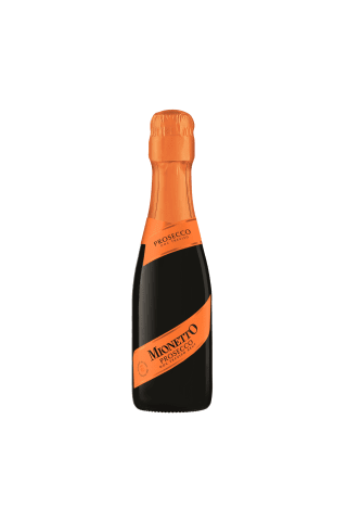 Dzirkstošais vīns Mionetto prosecco Doc Brutt Glera sausais 11% 0,2l