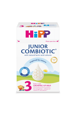 Piena maisījums Hipp  bio 3 combiotic 500g