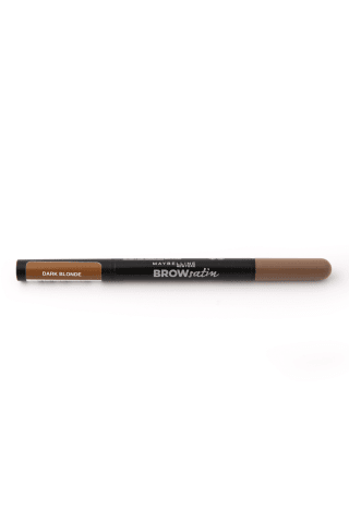 Uzacu zīmulis Maybelline brow satin duo 01 blond