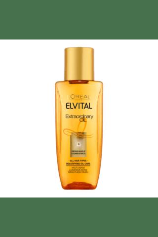 Eļļa matiem elvital extraordinary oil, visiem matu tipiem, 50 ml