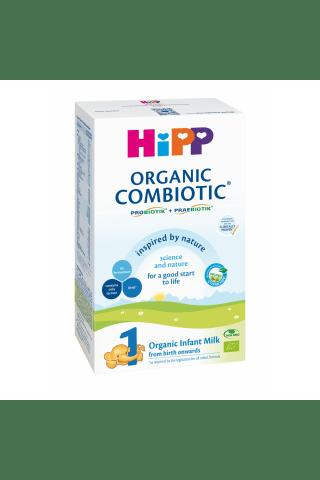 Ekologiškas  pradinis  pieno mišinys nuo gimimo HiPP1Combiotic,300g