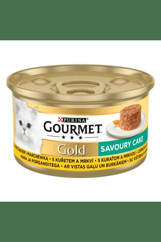 Gourmet Gold Savoury Cake (Vista),85G