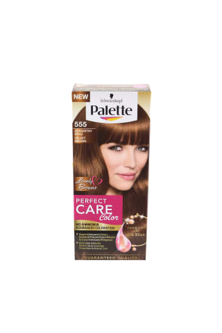 Plaukų dažai PALETTE PCC 555