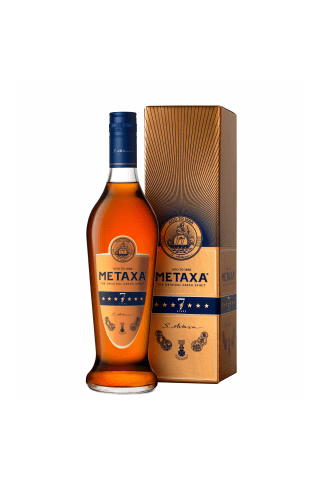 Spiritinis gėrimas METAXA 7, 40% 0,7l