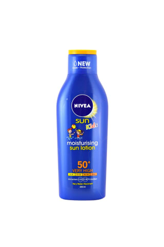 Apsauginis losjonas vaikams NIVEA Sun SPF50+, 200 ml