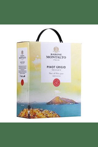 Kgt.vein Barone Montalto Pinot Grigio 3l
