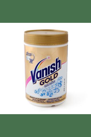 Dėmių valiklis VANISH Gold White, 705g