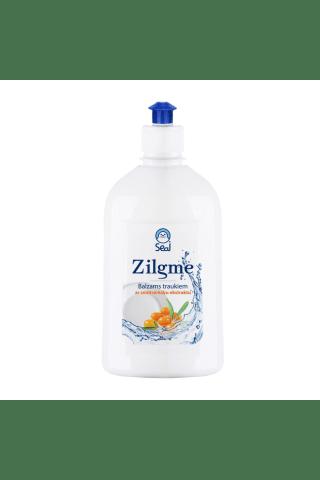 Mazgāšanas līdzeklis traukiem zilgme ar smiltsērkšķu ekstraktu 500ml