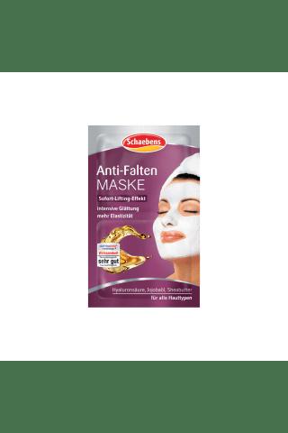 Veido kaukė nuo raukšlių su hialiuronu SCHAEBENS,10ml