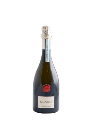 Dzirkstošais vīns Kenko Prosecco DOC Veneto stiprinātssausais 11% 0,75l