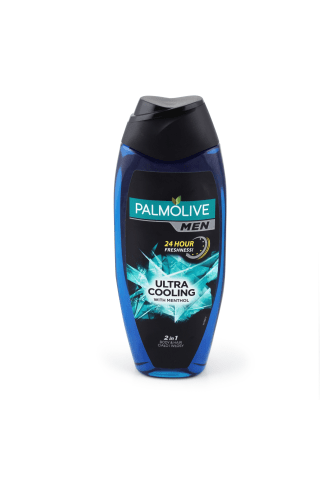 Dušas ž.PALMOLIVE for men ultra cooling,500ml