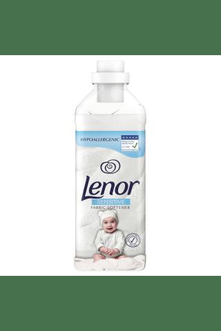 Veļas mīkstinātājs Lenor gentle touch 31 mazgāšanas reizēm 930ml