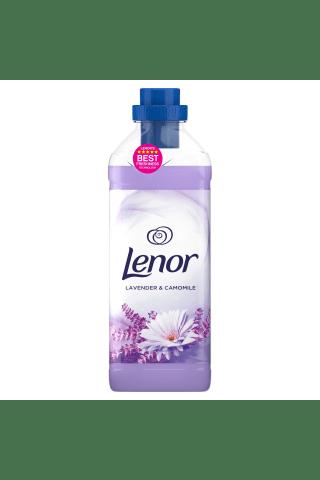 Veļas mīkstinātājs Lenor moonlight harmony 31 mazgāšanas reizēm 930ml