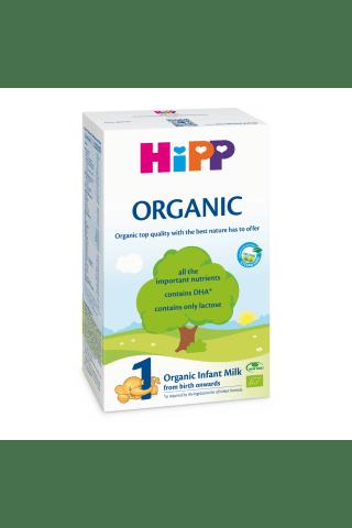 Ekol.pieno mišinys nuo gimimo HIPP, 300g