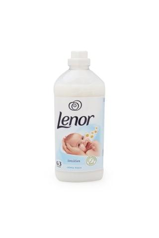 Mīkstinātājs veļai Lenor gentle touch 63 mazgāšanas reizēm 1900ml