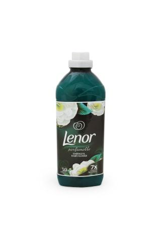 Veļas mīkstinātājs Lenor emerald ivory 50 mazgāšanas reizēm 1500ml