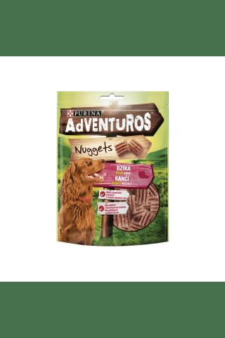 Kārums suņiem Adventuros, gabaliņi, 90g