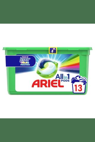 Veļas mazgāšanas kapsulas Ariel tol 14gab