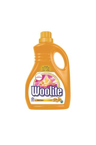 Veļas mazgāšanas līdzeklis Woolite pro care saudzējošs 2l