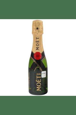 Šampanietis Moet&Chandon Brut Imperial 12% 0,2l