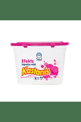 Veļas mazgājamās kapsulas Kastanis efekts 26gab