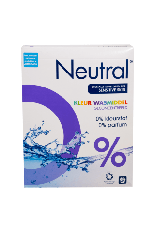 Veļas pulveris Neutral color 3kg