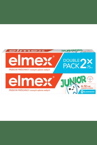 Zobu pasta Elmex junior 75ml x2