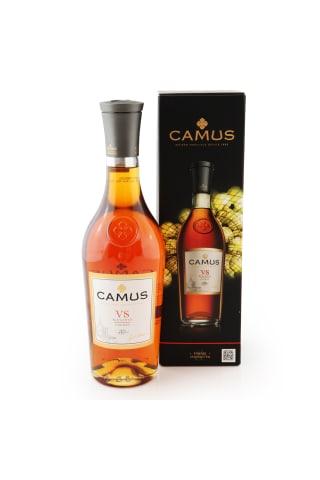 Konjakas CAMUS VS, 40 %, 0,7 l su dėž.