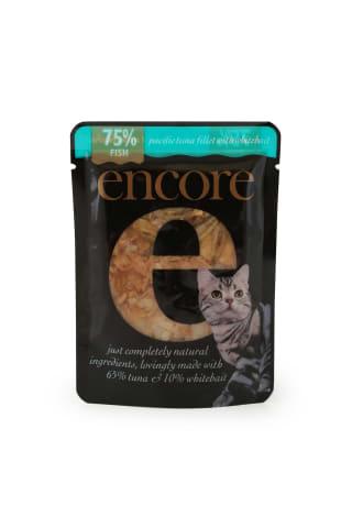 Kačių konservai su tunu ir mailiumi ENCORE, 70 g