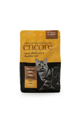 Sausas kačių ėdalas su vištiena ENCORE, 800 g