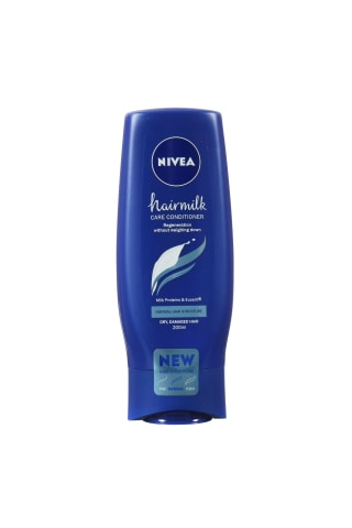 Kondicionierius normaliems plaukams NIVEA HAIRMILK, 200 ml
