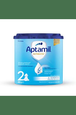 Pieno mišinys APTAMIL 2, nuo 6 mėn., 400 g