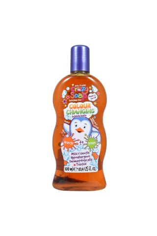 Vonios putos (keičiančios spalvą) vaikams CRAZY SOAP ORANGE TO GREEN, 300 ml