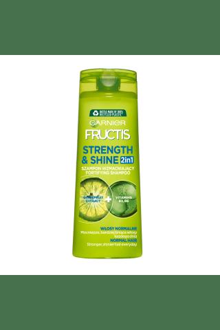 Šampūns fructis normāliem matiem 2in1,400ml