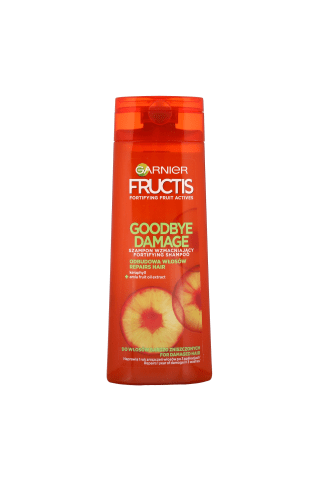Šampūns fructis good bye damage, 250ml