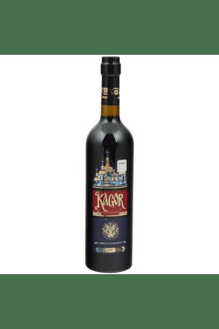 Sarkanvīns Kagor Pastoral Cabernet pussaldais 11.5% 0,75l