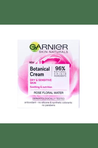 Sejas krēms Garnier mitrinošs ar rožūdeni 50ml