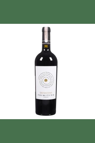 Sarkanvīns Domodo Primitivo Igp 12% 0,75l