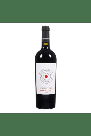 Sarkanvīns Domodo Sangiovese Igp 12% 0,75l