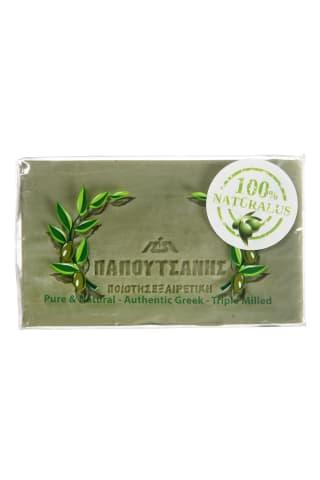 Natūralus alyvuogių muilas PAPOUTSANIS, 125 g
