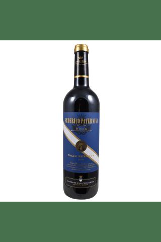 Sarkanvīns Federico Paternina Banda Azul Rioja Gran Reserva  Tempranillo/Garnacha DOCa Rioja Gran Reserva sausais 13,5% 0,75l