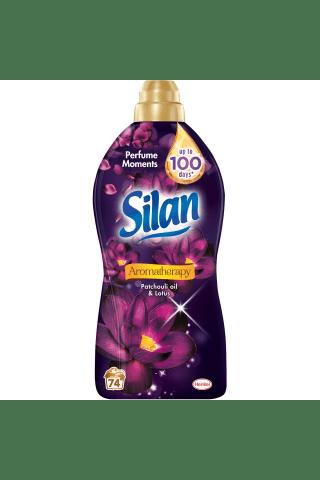 Veļas mīkstinātājs Silan Nectar Infusions Patchouli Oil&Lotus 1,85l