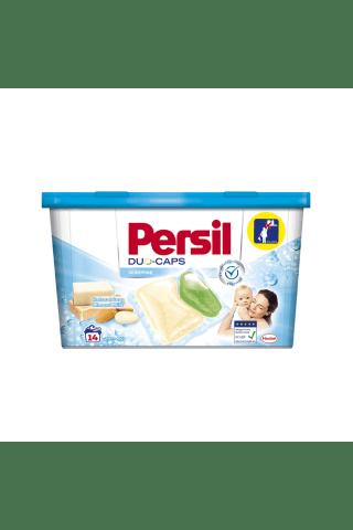 Skalbimo kapsulės PERSIL DUO CAPS COLOR SENSITIVE, 14 skalbimų, 14 vnt.