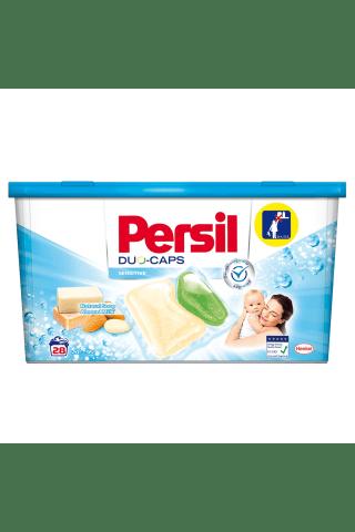 Skalbimo kapsulės PERSIL DUO CAPS SENSITIVE, 28 skalbimų, 28 vnt.