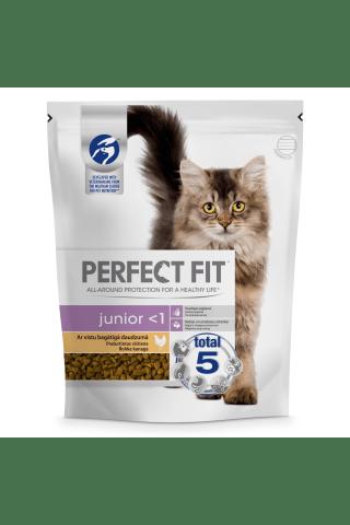 Sausā barība kaķiem Perfect Fit Junior 750g