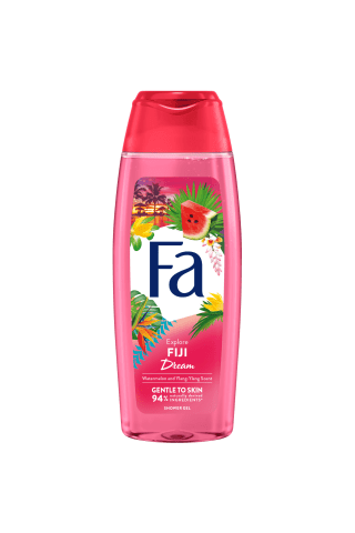 Dušas želeja Fa Island Vibes Fiji 250ml