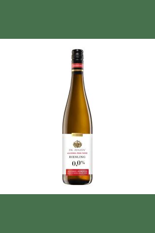 Nealkoholinis baltas sausas vynas DR. ZENZEN RIESLING, 0,75 l