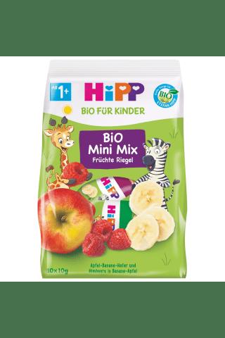 Ekologiškų vaisių batonėlių rinkinys HIPP, nuo 12 mėn., 100 g