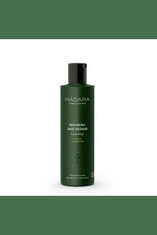 Šampūns Madara Nourish And Repair 250ml