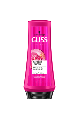 Balzams Gliss Kur Supreme Lenght 200ml